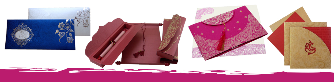 wedding card designing and printing services - Invitation Card Printing